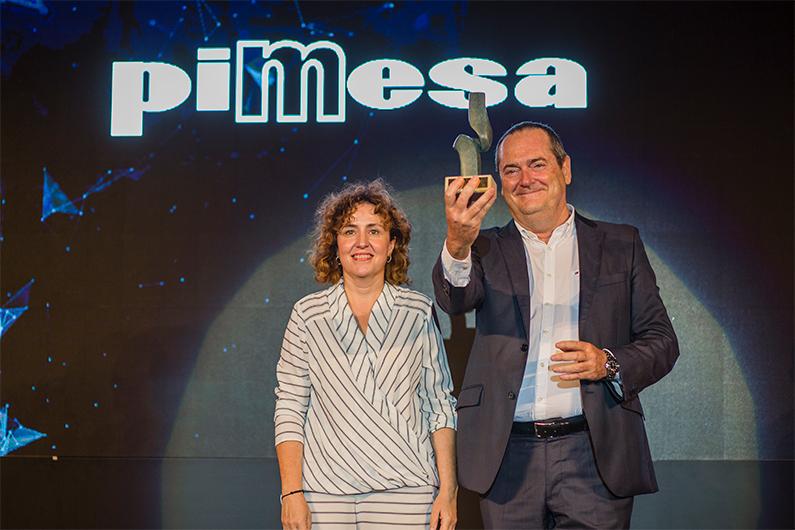 PIMESA premio entidad pública de Economía 3