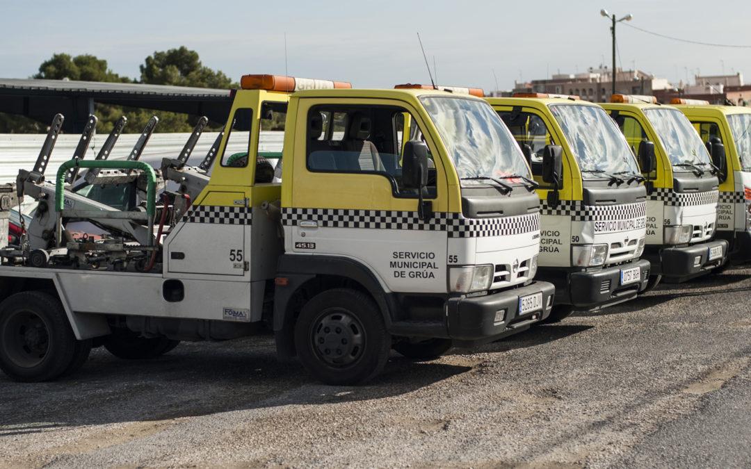 Licitación de la recogida, descontaminación, tratamiento y gestión residual de vehículos