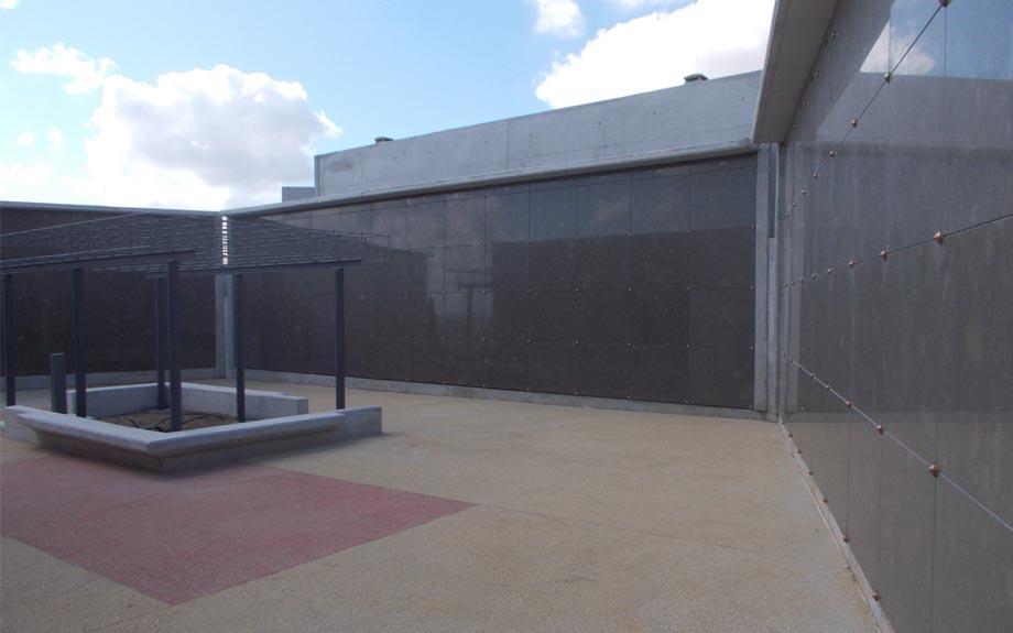 Finalización de las obras de construcción de 1.320 nichos en el Cementerio Nuevo