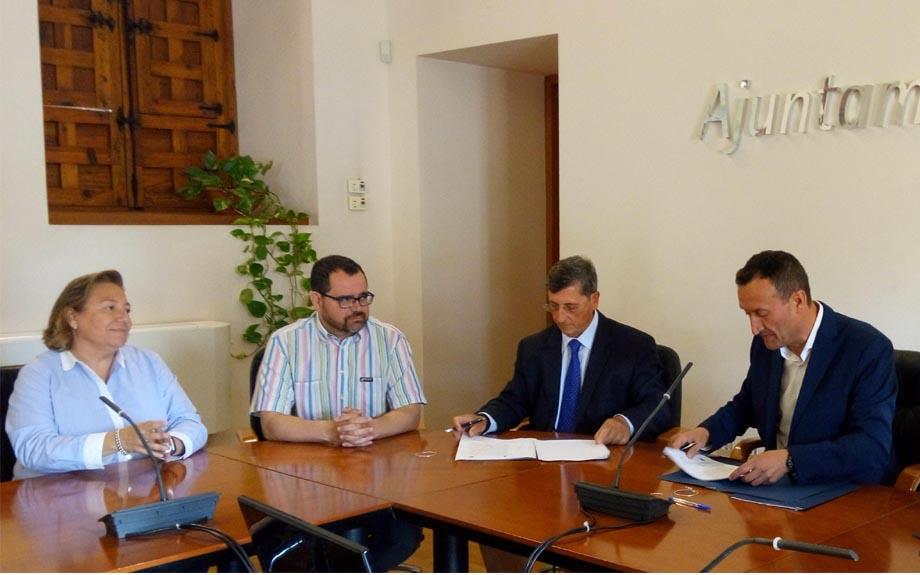 La Universidad Miguel Hernández de Elche colaborará en el desarrollo de Elche Campus Tecnológico