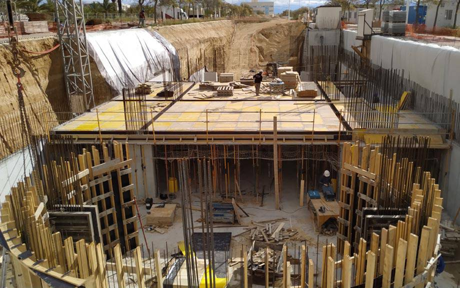 PIMESA represa l'activitat en les obres de construcció dels seus edificis