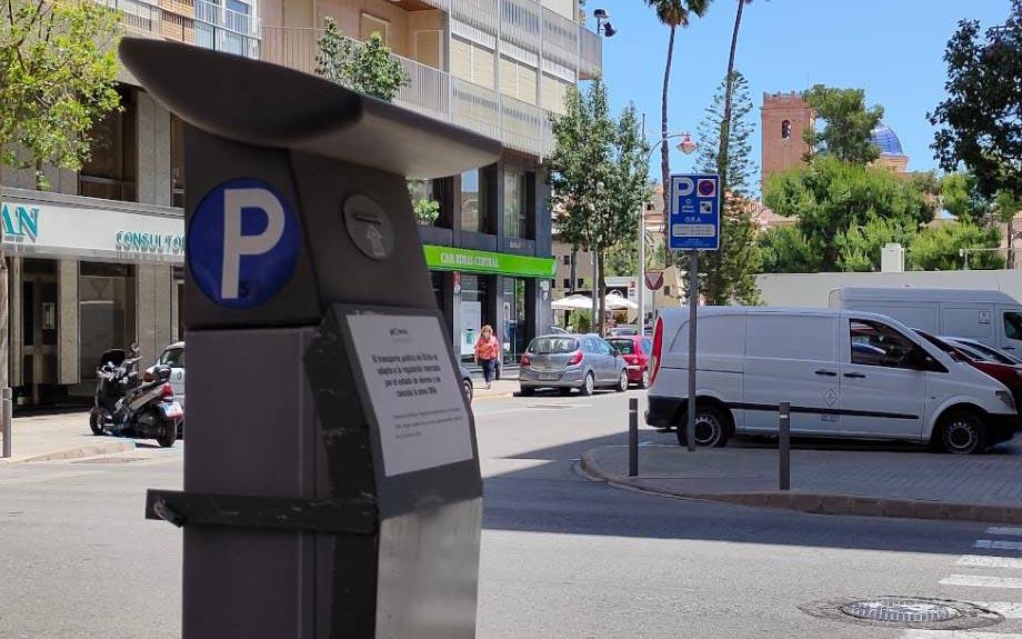 El Ayuntamiento restablece el pago de la ORA a partir del 1 de junio