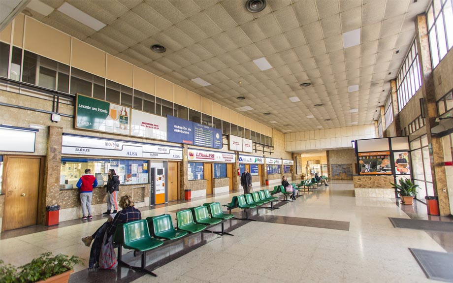 PIMESA retoma la comercialización de inmuebles en alquiler en la Estación de Autobuses
