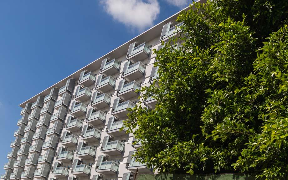 24 Viviendas disponibles en el segundo edificio nuevo de San Antón