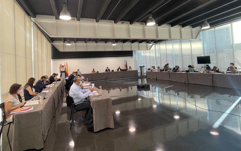 El Pleno del Ayuntamiento de Elche aprueba la modificación estructural del Plan General para la ampliación de Elche Parque Empresarial