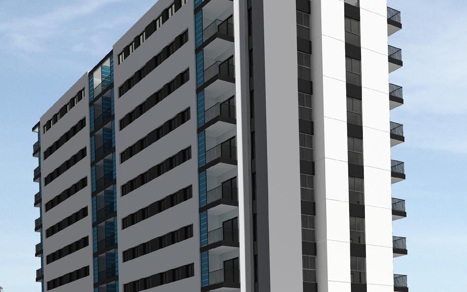 Se inicia la comercialización de los Edificios 2 y 3 del Barrio de San Antón