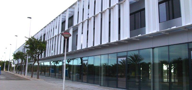 Edificio Elche Campus Tecnológico