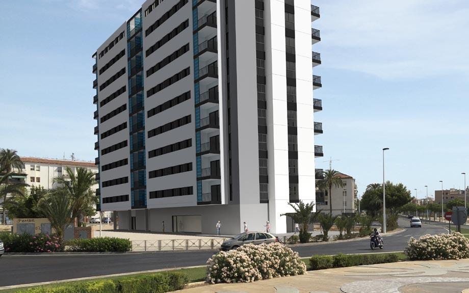 Es publica la llista provisional d'admesos per a la compra d'un habitatge en els Edificis 2 i 3 del Barri Sant Antón